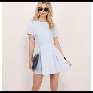 Blue Tobi Dress